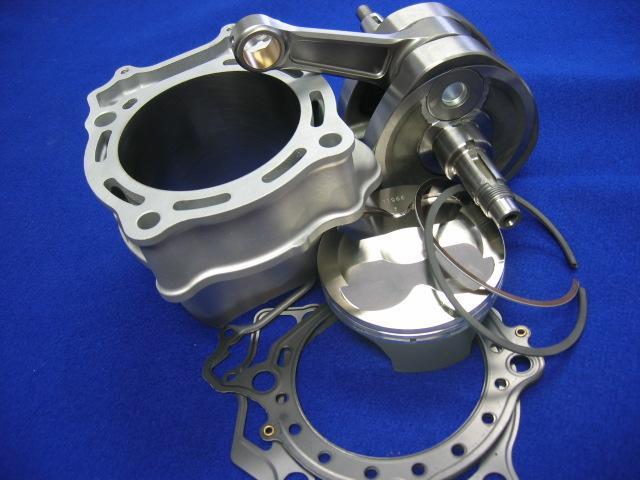 File on 05 Honda Trx450r Big Bore Kit