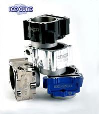 Ice Cube Cylinder