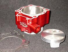 Motorcycle Honda CRF 498 ice cube