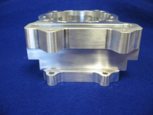 455 Ice Cube Big Bore Silver