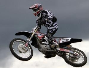 Motorcycle Honda CRF265 CC